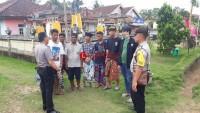 Polres Lampung Utara Melakukan Pengamanan Hari Raya Galungan