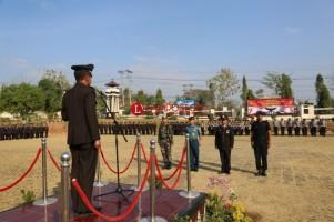 Polres Lampung Utara Peringati Hari Kesaktian Pancasila