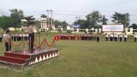Polres Lampung Utara Peringati HPSN