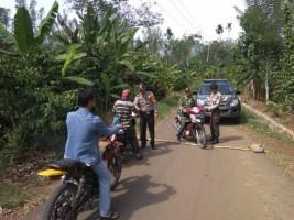Polres Lampura Gelar Patroli di Lintas Jalan Rawan Aksi Kejahatan