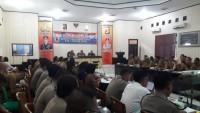 Polres Lampura Gelar Sosialisasi Satgas Pungli