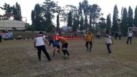 Polres Lampura Gelar Turnamen Futsal