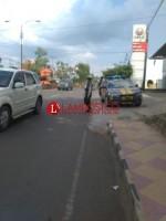 Polres Lampura Giat Gelar Patroli Amankan Arus Balik Lebaran