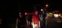 Polres Lampura Giat Patroli di Jalur Mudik