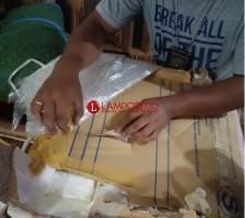Polres Lamsel Bongkar Modus Baru Penyelundupan 1,4 Kg Sabu