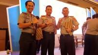Polres Lamsel Raih Penghargaan Kementerian PAN dan RB