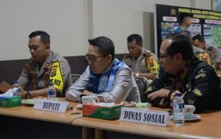 Polres Lamtim akan Bentuk Satgas Pengawasan Penyaluran Dana PKH