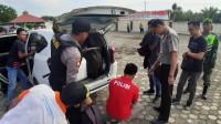 Polres Mesuji Gelar Pemeriksaan Kendaraan dari arah Palembang