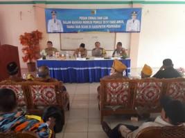 Polres Pesawaran Ajak Ormas dan LSM Sukseskan Pemilu 2019