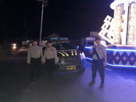 Polres Pesawaran Tingkatkan Patroli di Sejumlah Titik Rawan