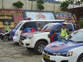 Polres Tanggamus Gelar Pasukan Keselamatan Krakatau 2019