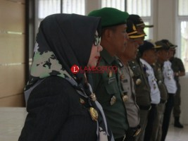 Polres Tanggamus Gelar Pasukan Operasi Zebra Krakatau 2018