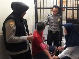 Polres Tanggamus Gelar Pengecekan Kesehatan Tahanan
