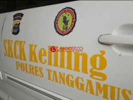 Polres Tanggamus Luncurkan Mobil SKCK Keliling