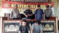 Polres Tanggamus Tetapkan 2 Orang Sebagai Tersangka Kasus Narkoba