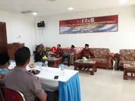 Polres Tuba Gelar Diskusi Bersama Ciptakan Pemilu Aman