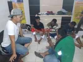 Polres Tuba Ringkus Komplotan Perampok di Jambi