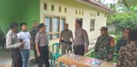 Polres Tulangbawang Pantau Rekapitulasi Hasil Pemilu