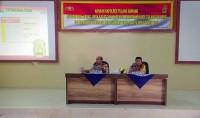 Polres Tulangbawang Petakan TPS Rawan di Dua Kecamatan