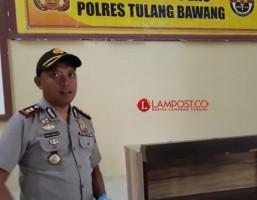 Polres Tulangbawang Siagakan Pengamanan Pemilu