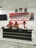 Polres Way Kanan Gelar Ekspose Akhir Tahun 2018