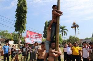 Polres Way Kanan Gelar Sejumlah Lomba Untuk Meriahkan HUT RI Ke-73