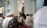 Polres Way Kanan Laksanakan Pengamanan di Masjid