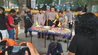 Polresta Bandar Lampung Gulung 37 Pelaku Kejahatan