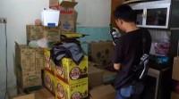 Polresta Bandar Lampung Sita 1.584 Botol Miras