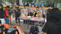Polresta Bekuk 37 Pelaku Kejahatan