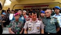Polri-TNI Kerahkan 8.000 Personel pada Operasi Mantap Brata