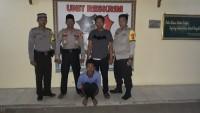 Polsek Abung Selatan Tangkap DPO Kasus Curanmor