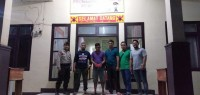 Polsek Bukit Kemuning Tangkap Tersangka Pencuri Ponsel Karyawan Toko Pakaian