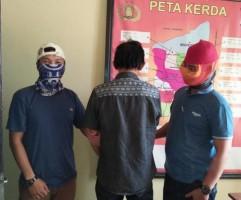 Polsek Negara Batin Ringkus Pengedar Sabu Saat Hendak Transaksi