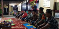 Polsek Pesisir Tengah Gelar Zikir dan Doa Bersama Sambut Tahun Baru