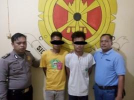 Polsek Seputihmataram Tangkap Dua Pelaku Pemerasan