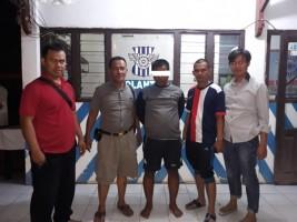 Polsek Sungkai Utara Bekuk Guru Honorer Cabuli 3 Siswinya