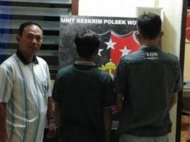 Polsek Wonosobo Tangkap Pelaku Pencurian dan Penadahnya