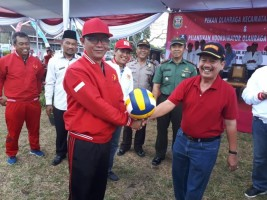 Porcam Way Halim Pertandingkan Lima Cabang