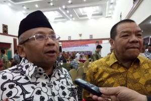 Posko PDB Gempa Dipindahkan ke Bandara Selaparangi