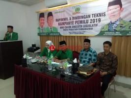 PPP Lampung Rapimwil Menangkan Jokowi-Ma'ruf