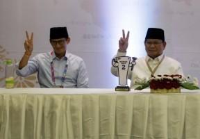 Prabowo: Pilpres Bukan Ajang untuk Mencari Kesalahan