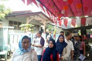 Prabowo-Sandiaga Unggul di Sejumlah TPS Kelurahan Paseban