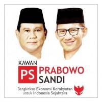 Prabowo Tidak Hadiri Pengukuhan Sukarelawan, Februari Dijadwalkan Lagi