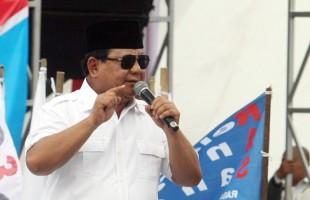 Prabowo Tidak Bisa Bedakan