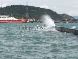 Prakiraan Cuaca Pelabuhan Laut Lampung Hari Ini