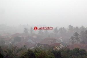 Prakiraan Cuaca Wilayah Lampung Hari Ini