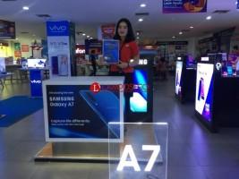 Pre Order Samsung A7 di Erafone Diskon Rp500 Ribu