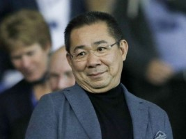 Presiden Leicester City Dipastikan Meninggal Dunia