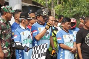Pringsewu Gelar Adventure Trail 2018 di Panggungrejo